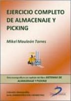 EJERCICIO COMPLETO DE ALMACENAJE Y PICKING (EBOOK)