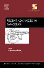 Recent Advances In Pancreas - ECAB