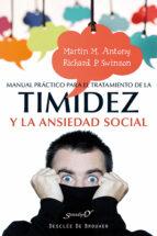 MANUAL PRACTICO PARA EL TRATAMIENTO DE LA TIMIDEZ Y LA ANSIEDAD S OCIAL