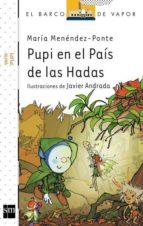 Pupi en el País de las Hadas (eBook-KF8) (Barco de Vapor Blanca)