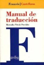 MANUAL DE TRADUCCION FRANCES-CASTELLANO