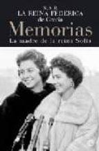 MEMORIAS: LA MADRE DE LA REINA SOFIA