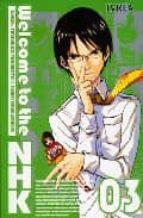 WELCOME TO NHK 03 (COMIC)