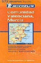COMUNIDAD VALENCIANA-MURCIA Nº 577 (1:400000) (REGIONAL)