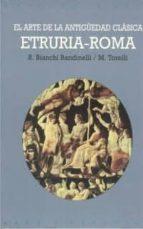 EL ARTE DE LA ANTIGÜEDAD CLASICA, ETRURIA ROMA