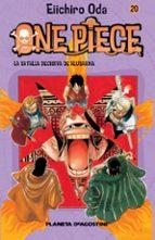 One Piece nº 20: La batalla decisiva de Alubarna (Manga)