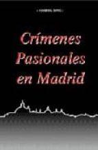 CRIMENES PASIONALES DE MADRID