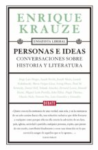 Personas e ideas: Conversaciones sobre historia y literatura