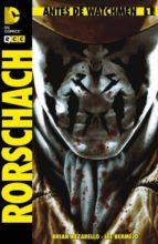 Antes de Watchmen: Rorschach núm. 01