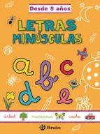 LETRAS MINUSCULAS (GRAN CUADERNO)