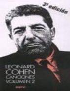 Canciones II de Leonard Cohen (Espiral / Canciones)