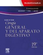 Sabiston. Cirugía General Y Del Aparato Digestivo + Acceso Web