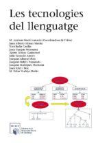 LES TECNOLOGIES DEL LLENGUATGE (EBOOK)