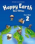 HAPPY EARTH 2 (NEW EDITION) COURSE BOOK