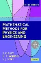 Mathematical Methods for Physics and Engineering 3rd Edition Paperback: A Comprehensive Guide