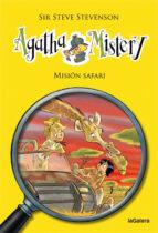 Misión Safari (Agatha Mistery)