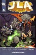 JLA Nº4/10 (DC Cómics)