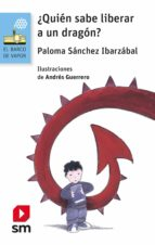¿Quién sabe liberar a un dragón? (eBook-ePub) (Barco de Vapor Azul)