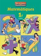 VACANCES MATEMATIQUES (1º ESO)