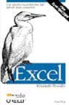 Excel Guía de Bolsillo: Un rápido recorrido por las tareas más comunes (Manuales Pc)