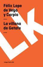 LA VILLANA DE GETAFE (EBOOK)