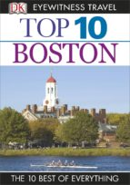 DK EYEWITNESS TOP 10 TRAVEL GUIDE: BOSTON (EBOOK)