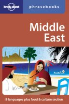 MIDDLE EAST PHRASEBOOK ( LONELY PLANET )