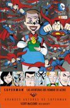 Grandes Autores Superman - Scott Mcloud: Las aventuras del hombre de acero