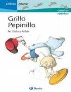 Grillo pepinillo: 3 (Delfines 6 Años)