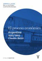 El proceso económico. Argentina (1930-1960)