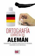 ORTOGRAFÍA CORRECTA DEL ALEMÁN (EBOOK)