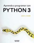 Aprenda A Programar Con Python 3 (Títulos Especiales)