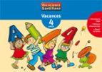 QUADERN DE VACANCES 4 ANYS