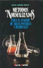 METODOS NORMALIZADOS PARA ANALISIS DE AGUAS POTABLES Y RESIDUALES