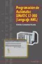 PROGRAMACION DE AUTOMATAS SIMATIC S7-300 (LENGUAJE AWL)