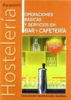 OPERACIONES BASICAS Y SERVICIOS CAFETERIA Y BAR (GRADO MEDIO)