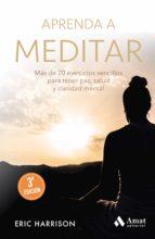 APRENDA A MEDITAR (EBOOK)