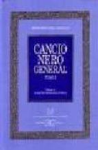 Cancionero general. Tomo I                                                      . (NUEVA BIBLIOTECA DE ERUDICION Y CRITICA)