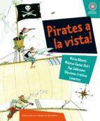 PIRATES A LA VISTA! (CONTE CD)