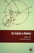 DE EUDOXO A NEWTON: MODELOS MATEMATICOS EN LA FILOSOFIA NATURAL
