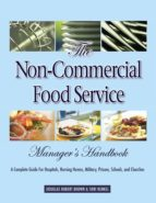 The Non-Commercial Food Service Manager