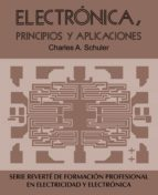 ELECTRONICA. PRINCIPIOS Y APLICACIONES