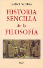 Historia sencilla de la filosofía (Bolsillo)