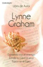 Durmiendo con el enemigo/ echale la culpa al amor/ pasion en el egeo (Harlequin Libros Autor)