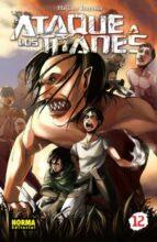 Ataque A Los Titanes 12 (Manga - Ataque A Los Titanes)