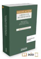 Legislación laboral y de seguridad social (23ª ed.) 2015 (Codigos Basicos Prof. 2016)