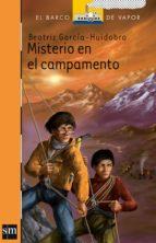 Misterio en el campamento (eBook-ePub)