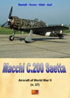 "Macchi C.200 ""Saetta"" (Aircraft Of Wirld War II Book 27) (English Edition)"