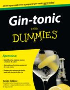 GIN-TONIC PARA DUMMIES (EBOOK)