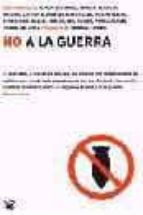 No a la guerra (NO FICCIÓN 2 GENERAL)